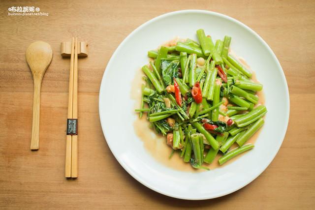【豆腐乳食譜料理】五分鐘上菜!豆腐乳空心菜入味又好吃@好吃豆腐乳推薦(含購買資訊)
