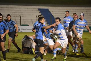 Argentina XV v Uruguay Bollini