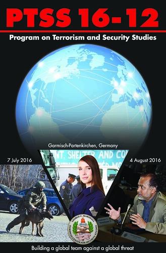 Program on Terrorism and Security Studies 16-12