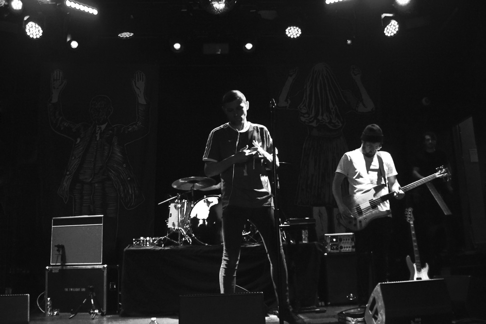 BTS: The Twilight Sad @ Bowery Ballroom