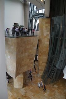 098 Guggenheim binnen