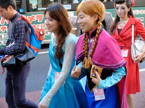 Kawasaki Halloween parade 2014 137