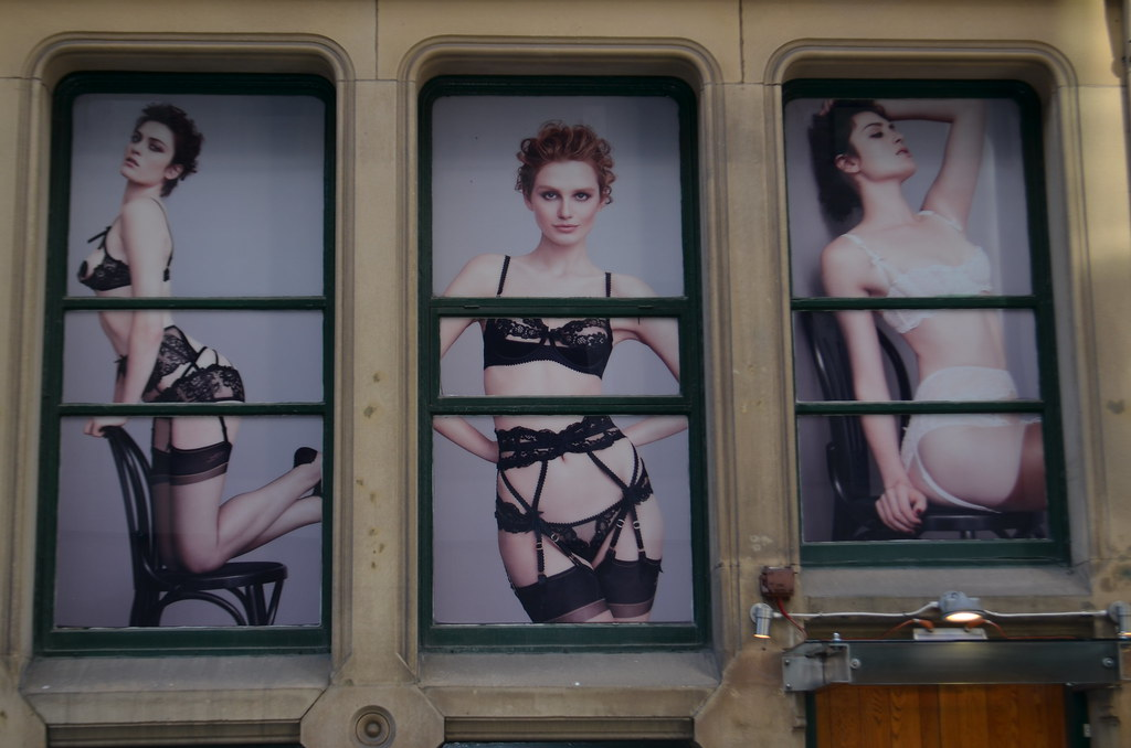 Agent Provocateur, Brown Street, Manchester.