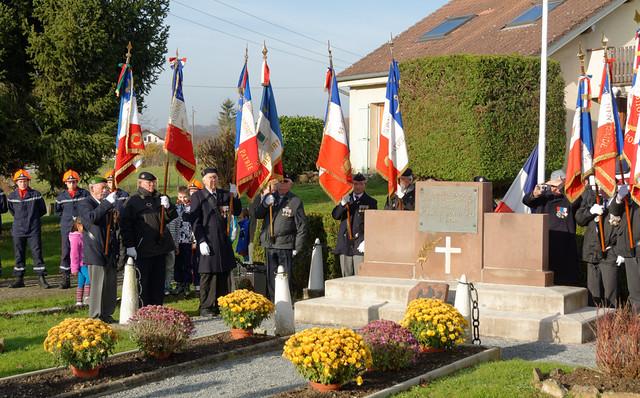 Commémorations organisées à l'occasion du 70e anniversaire de la Libération de Belfort. from Flickr via Wylio
