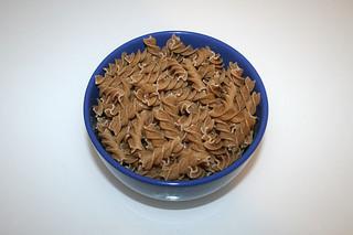 01 - Zutat Spirelli / Ingredient noodles