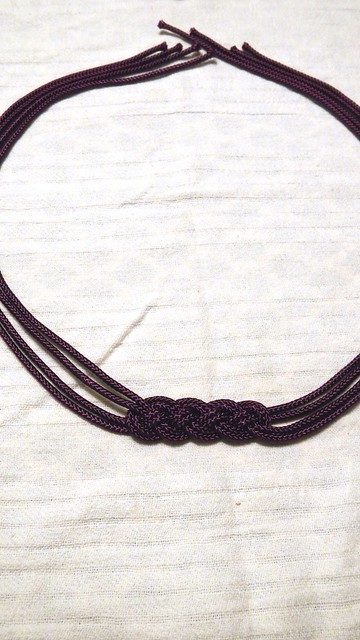 Nautical Knot Necklace 21