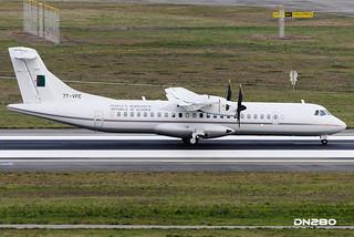 Gvt Algeria ATR 72-600 msn 1200