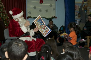 12/15/2014 - Christmas Celebration Main Library