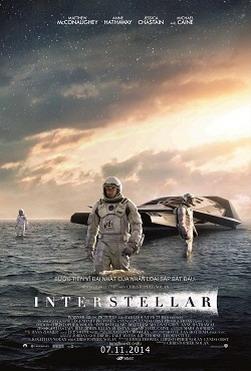 Hố Đen Tử Thần - Interstellar (2014)