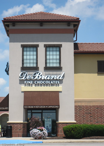 DeBrand Chocolates, Fort Wayne, Indiana