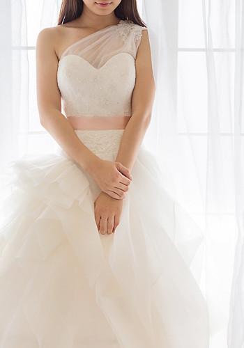 高雄婚紗推薦_高雄法國台北Pony設計造型團隊_設計款婚紗 (17)
