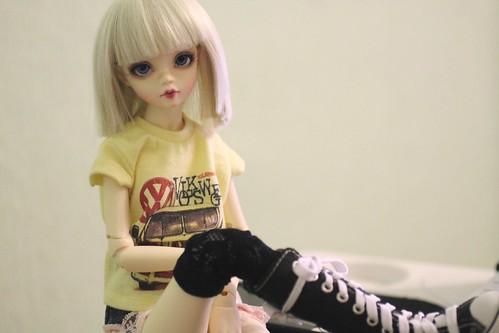 Darak Doll Remy MSD (Bunny)