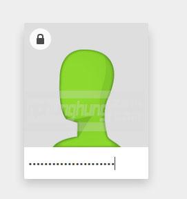 Nhập mật khẩu và... enjoy