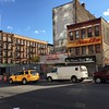 This corner in Harlem is being transformed. Kennedys is moving over so a 7-Eleven can move in next door. See blog to read more.