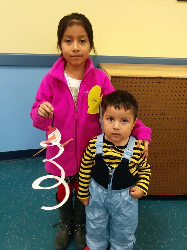Family Storytime 1/10/15