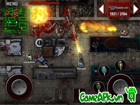 SAS: Zombie Assault 3 v3.00 hack tiền cho Android