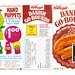 1970 Kellogg's Danish Go-Rounds Toaster Pastry Box H.R. Pufnstuf Puppets by gregg_koenig