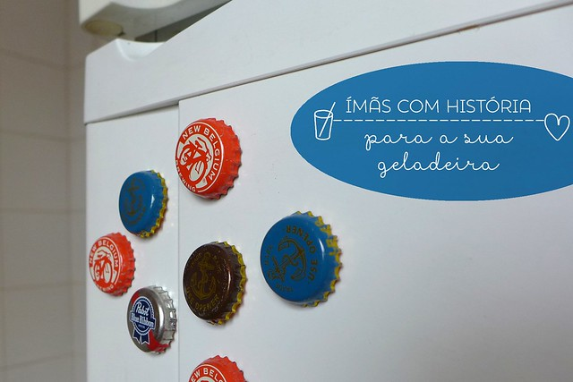 Ímãs de geladeira
