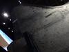 Underside of The Space Shuttle Atlantis