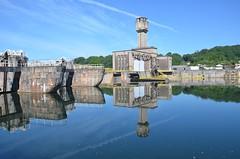 River Lot - Barrage de Fumel