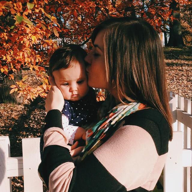Six Months of Motherhood {A Baby Update} | girlversusdough.com @stephmwise