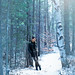Winter Contemplation by Thousand Word Images by Dustin Abbott