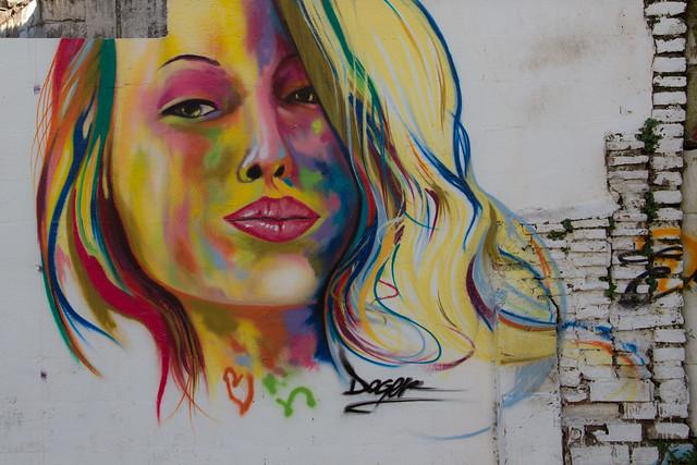 Amazing Malaga Street Graffiti