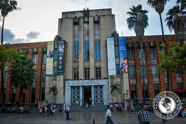 Botero Museum Medellin