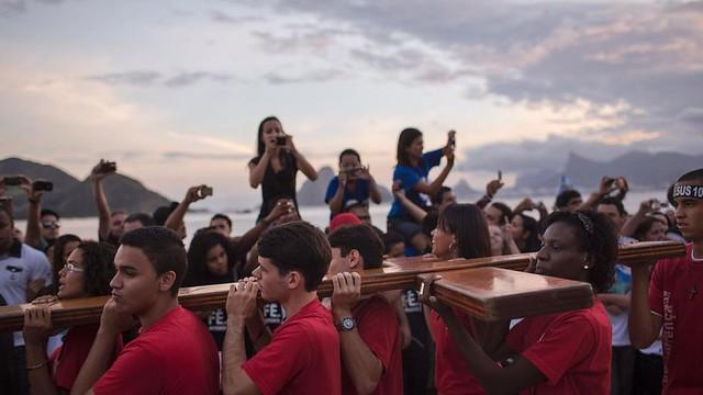 Jugendliche in Brasilien