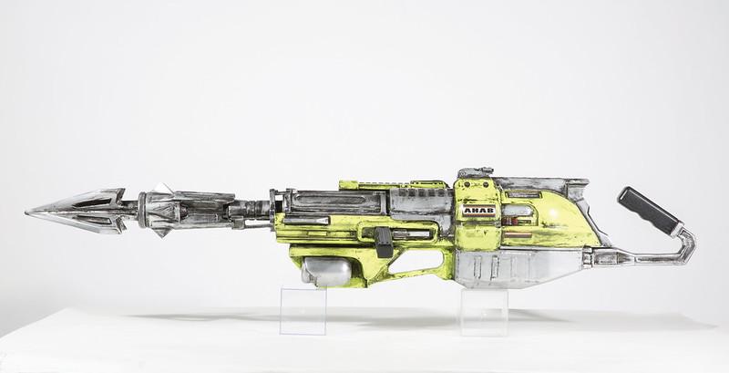 Harpoon Gun Studio Pic