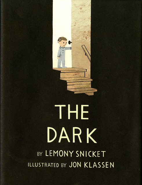 The Dark, cover