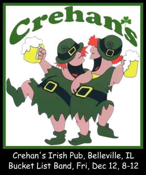 Crehan's 12-12-14