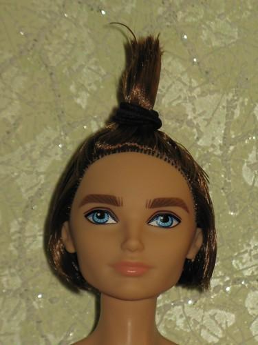 Как завить волосы кукле эвер афтер хай
