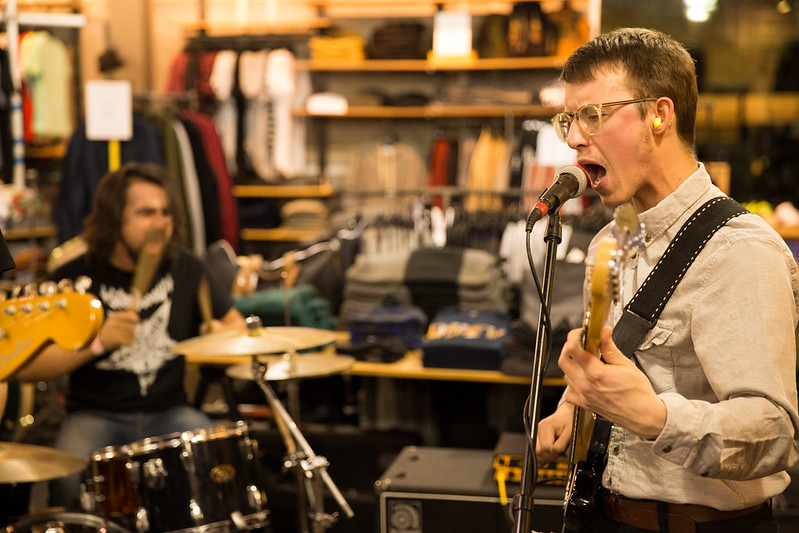 Bogusman at Urban Outfitters | 12-5-2014