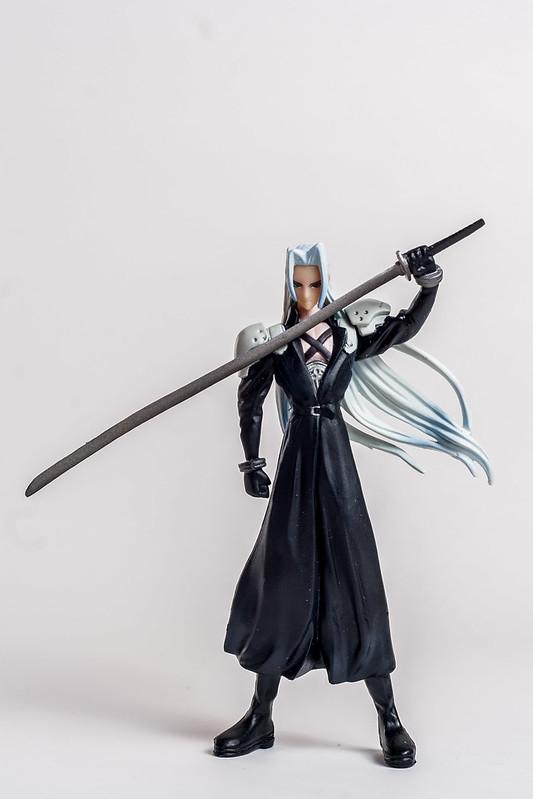 Sephiroth figura FF VII