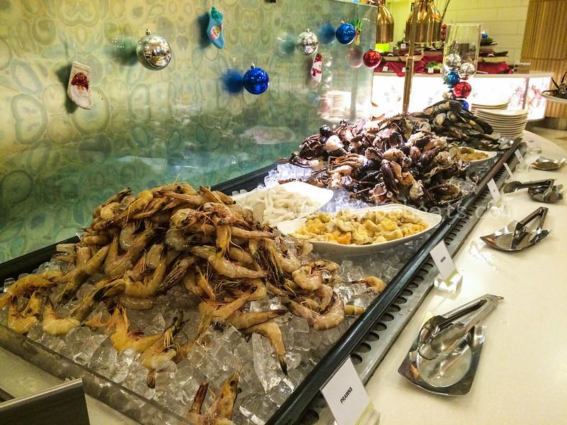 Four Points by Sheraton Sandakan Steamboat buffet