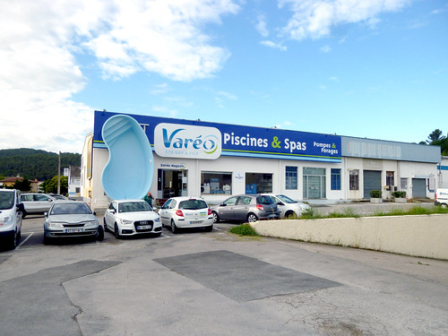 Showroom - Hydro Sud Draguignan