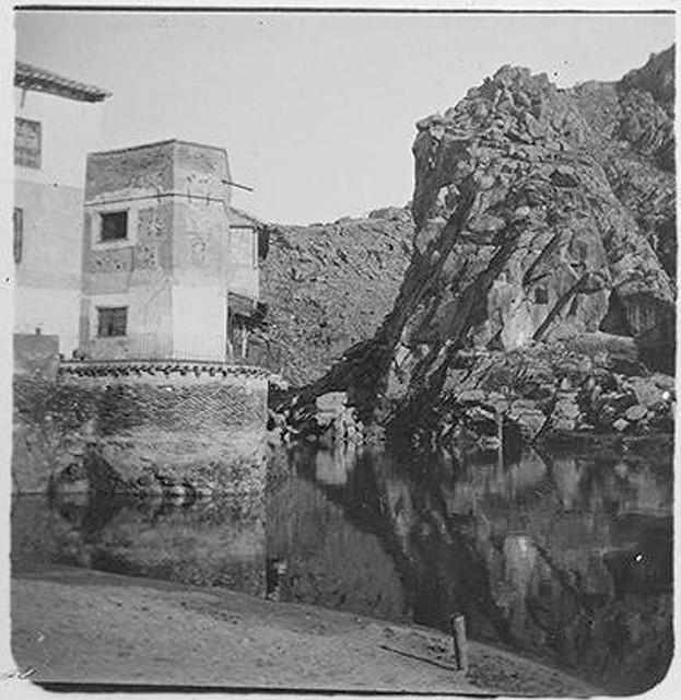 Casa del Diamantista en 1904. Fotografía de Augusto T. Arcimis © Fototeca del IPCE, MECD. Signatura ARC-0743_P