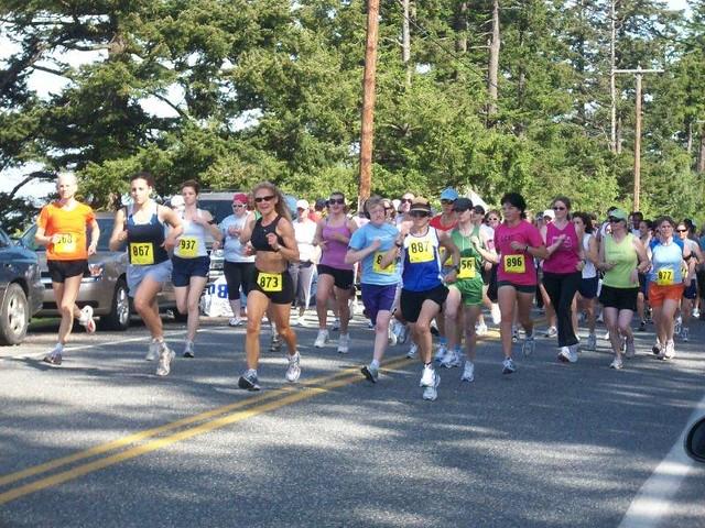 Bayview Women's Run 016