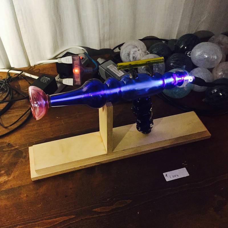 Ray gun, $1,000