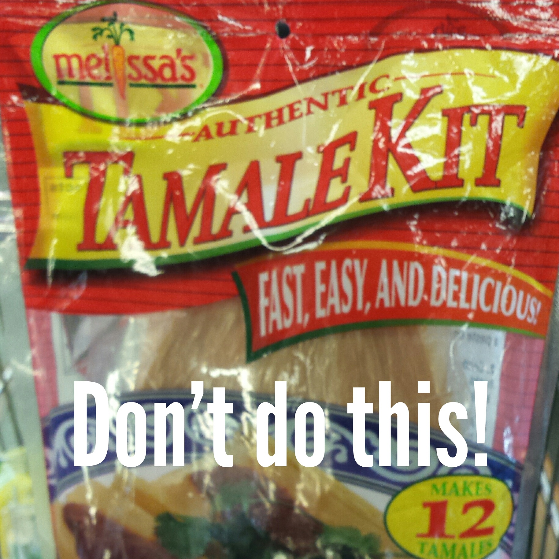 Tamal fail