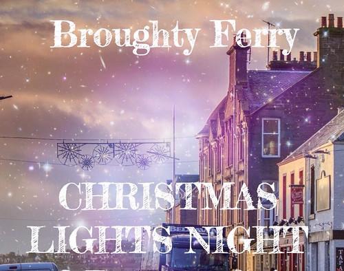 Broughty Ferry Christmas Light Night 2014