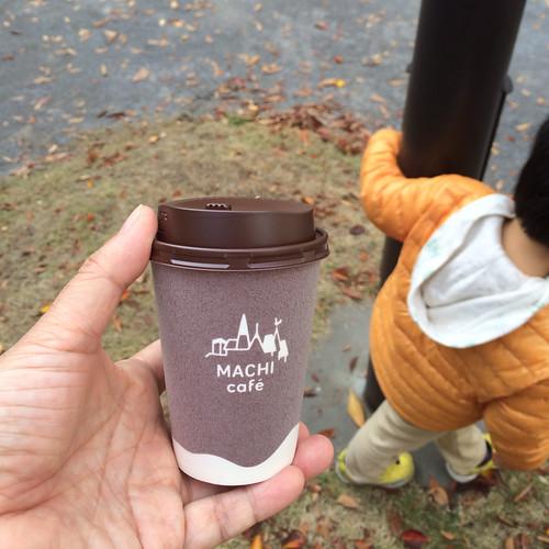 ローソン マチカフェ ホットコーヒーS