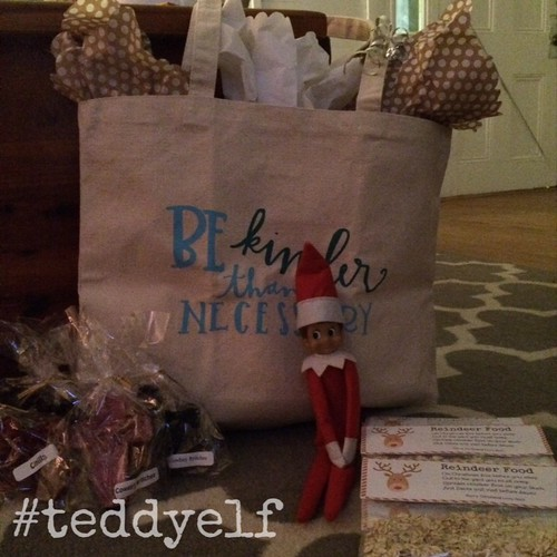 Teddy With Gifts