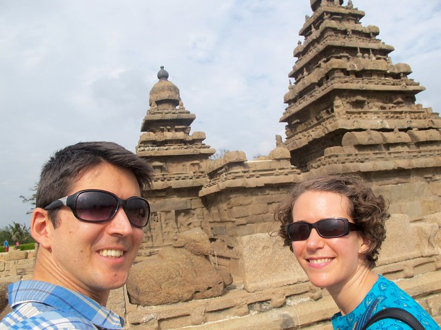 India - Mamallapuram - Shore Temple