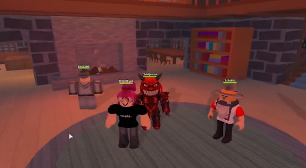 Roblox Could Come To Xbox One Ps4 Wii U One Angry Gamer