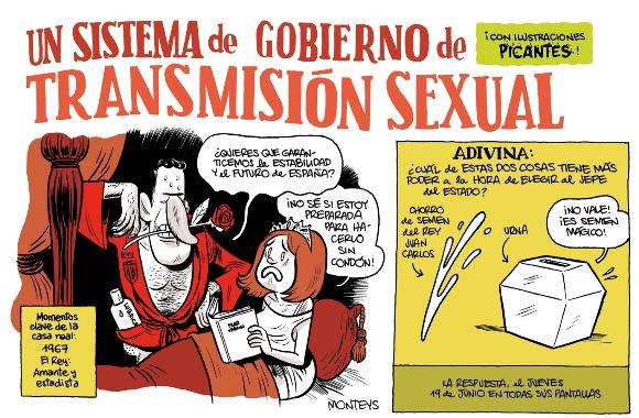 """#comic """" En Universo he puesto toda la carne en el asador"""". Entrevista a Albert Monteys"""