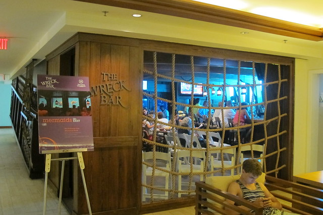 The Wreck Bar, one of the few porthole lounges left in America