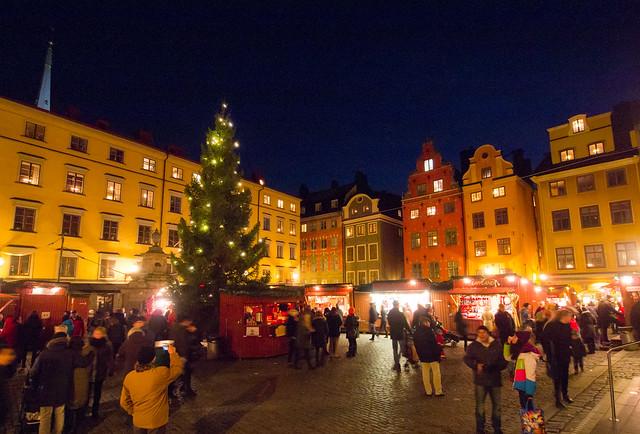 Julmarknad gamla stan 1