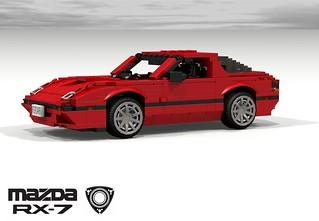 Mazda RX7 Turbo (FC 1987)